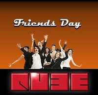 Qube Friendsday