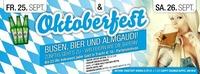 Wolferner-Oktoberfest - Busen, Bier und Almgaudi Part 2@Cube One