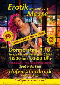 Erotik Messe Innsbruck 2015