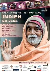 12. Entwicklungspolitische Filmtage 2015 - Indien@Moviemento & City-Kino