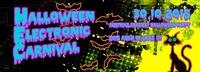 HEC Halloween Electronic Carnival Graz@Postgarage