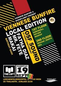 Viennese Bunfire & Bushplanet