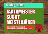 Jägermeister such Meisterjäger