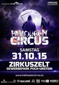 Halloween Circus@Gewerbepark Puch-Urstein