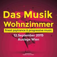 Musik Wohnzimmer@Club Auslage