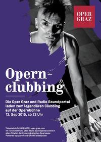 Opern Clubbing@Oper Graz