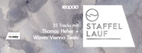 Staffellauf - 25 Tracks mit Thomas Heher + Waves Vienna Team