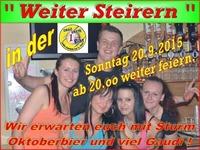 Wir tun - Weiter Steirern  @1-Euro-Bar
