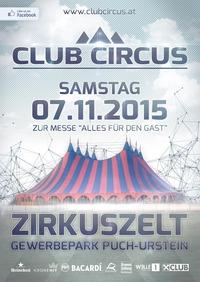 Club Circus@Gewerbepark Puch-Urstein