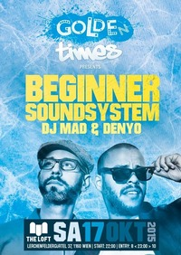 Golden Times feat. Denyo & Mad@The Loft