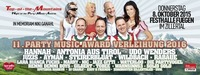11. Top of the Mountains Party Music Awardverleihung@Nightzone Zillertal