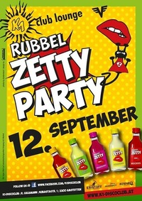 Rubbel Zetty Party