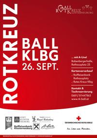 2. Rotkreuz-Ball Klosterneuburg@Babenbergerhalle
