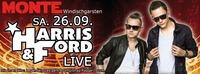 Harris & Ford Live