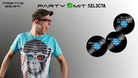 Party On mit DJ Selecta@Disco Play