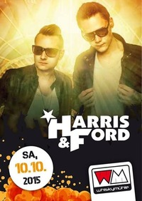 Harris & Ford@Whiskymühle