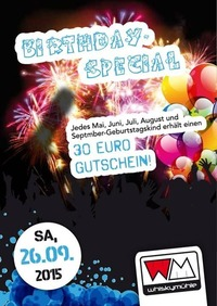 Big Birthday Party@Whiskymühle