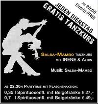 Tanzkurs Salsa-Mambo@Mausefalle