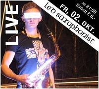 Live Led Saxophonist