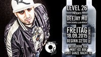 Deejay MO live bei uns@Level 26
