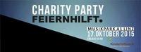 Charity Party. Feiern hilft!