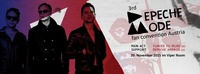 3rd DEPECHE MODE CONVENTION AUSTRIA (with Forced to Mode)
