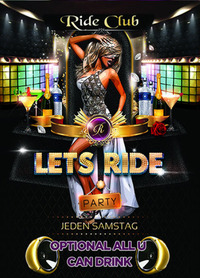 SATURDAY @ RIDE CLUB