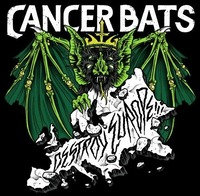 Cancer Bats (cdn) + guests