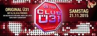 Club Ü31 das Original@G'spusi - dein Tanz & Flirtlokal