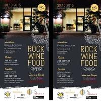 Rock Wine Food 8 @ Weingut Klaus Lentsch in St. Pauls@Weingut Klaus Lentsch