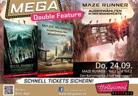 MEGA Double Feature: Maze Runner 1 und 2@Hollywood Megaplex