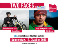 Two Faces by Durst@Kultur- und Kongresszentrum Forum Brixen