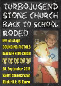Back to School Rodeo@Salettl Steinakirchen