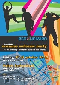 ESN Uni Wien Welcome Party