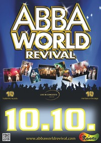 ABBA World Revival   l  i  v  e !!!!!