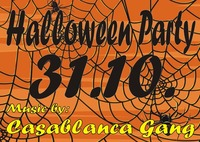 Halloween Party by Casablanca Gang