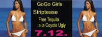 Mexican Tequila Party & Hot Go Go Girls / Striptease n FREE Tequila