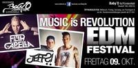 MUSIC is REVOLUTION - EDM FESTIVAL@Baby'O
