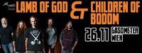 Lamb Of God - Children Of Bodom@Gasometer - planet.tt