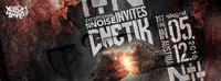 Exceptional Noise Invites C-Netik@Kulturwerk Sakog