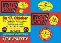 Ü30-Party - die Party für Erwachsene@Bienenkorb Schärding