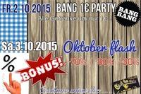 ★★★Cestlavie BANG 1€ / Oktober FLASH weekend (2.& 3.10.2015)★★★@Cestlavie