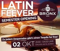 Latin Feever @Bronx@Bronx Bar