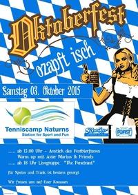 Oktoberfest - ozapft isch@Tenniscamp Naturns