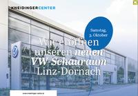 VW-Schauraum Eröffnung