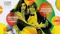 ORIGINAL APERITIVO LUNGO *Season Opening Night* Winter2015@Four Points by Sheraton Bolzano/Bozen