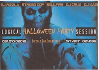 Logical HALLOWEEN session@Piccolo Bar Eisenstadt