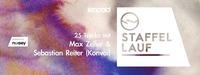 STAFFELLAUF - 25 TRACKS MIT MAX ZELLER & SEBASTIAN REITER (KONVOI), SUPPORT BY CASUAL CLAY (VIHANNA) - POWERED BY NOISEY@Café Leopold