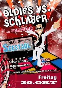 OLDIES vs. SCHLAGER@Disco Coco Loco