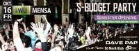 ★ S-BUDGET Party Wien ★ Semester-Opening 2015
